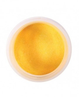 Barwnik pyłkowy 5g PERŁOWY ŻÓŁTY Colour Splash Yellow