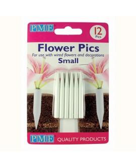 Uchwyty/ pojemniczki do kwiatów PME MAŁE 12 szt