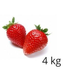Masa cukrowa Smartflex Velvet TRUSKAWKOWA 4 kg do obkładania i dekoracji