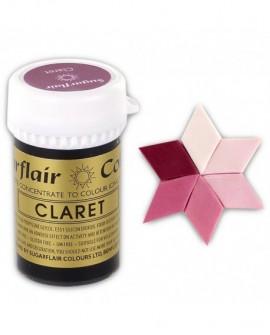 Barwnik w żelu Sugarflair BORDO WINO Claret