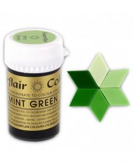 Barwnik w żelu Sugarflair ZIELEŃ MIĘTOWA Mint Green