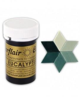 Barwnik w żelu Sugarflair EUKALIPTUS