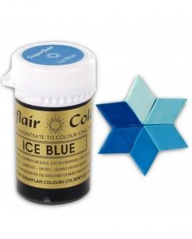 Barwnik w żelu Sugarflair LODOWY NIEBIESKI Ice Blue