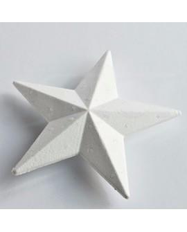 GWIAZDKA styropianowa 14,5 cm Gwiazda