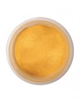 Barwnik pyłkowy 5g PERŁOWY ZŁOTO BOGATE Colour Splash Złoty Rich Gold