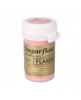 Barwnik w żelu Sugarflair RÓŻOWY FLAMING