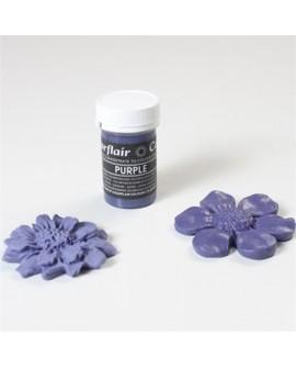 Barwnik w żelu Sugarflair FIOLETOWY Purple