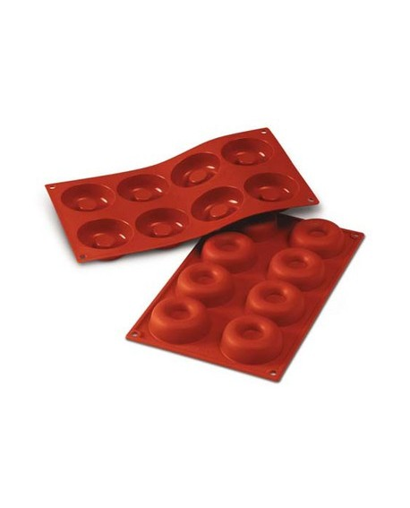 Forma silikonowa DONUTY 6,5 cm