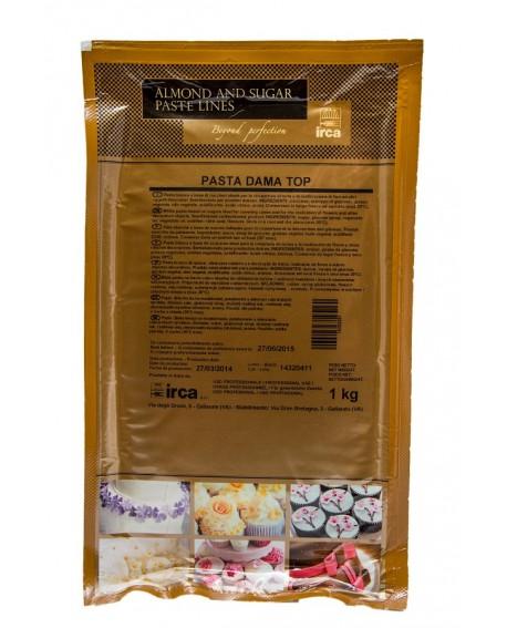 Masa cukrowa DAMA TOP 1 kg IRCA do obkładania lukier plastyczny
