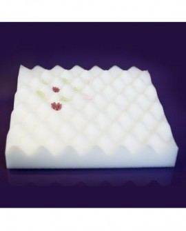 Mata PIANKA do suszenia kwiatów Purple Cupcakes