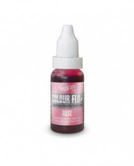 Barwnik do aerografu RÓŻANY 16 ml Rainbow Dust