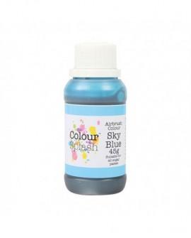 Barwnik do aerografu BŁĘKIT NIEBA 45 gr Colour Splash