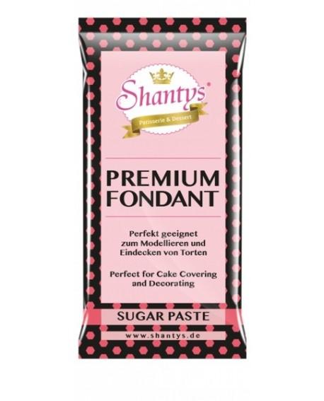 Masa cukrowa Shantys RÓŻOWA 1 kg do obkładania i dekoracji