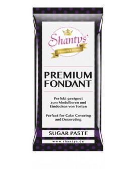 Masa cukrowa Shantys FIOLETOWA 1 kg do obkładania i dekoracji