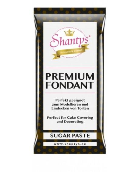 Masa cukrowa Shantys BRĄZOWA 1 kg do obkładania i dekoracji