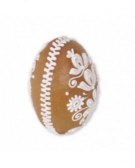 Piernikowe jajo 7 cm Zestaw 7 elem. Piernikowa pisanka