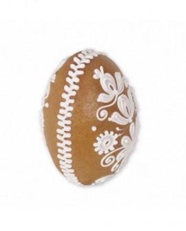Piernikowe jajo 10 cm Zestaw 3 elem. Piernikowa pisanka