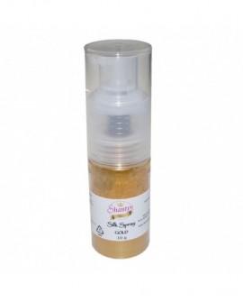 Jedwabisty pyłek ZŁOTY z pompką Shantys 10 g