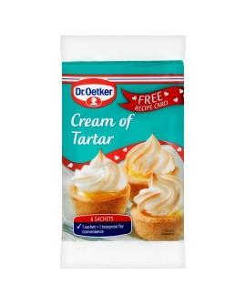 Cream of Tartar 5 g Stabilizator białek