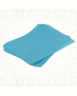 Papier waflowy Shantys NIEBIESKI A4 - 12 arkuszy