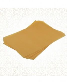 Papier waflowy Shantys POMARAŃCZOWY A4 - 12 arkuszy