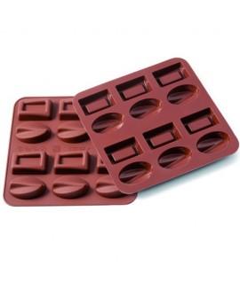 Forma silikonowa PRALINKI Silikomart Czekoladki