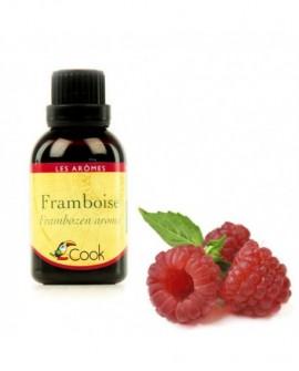 Aromat MALINOWY 50 ml Czysty Bio