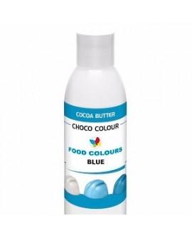 Profesjonalny barwnik do czekolady NIEBIESKI 100 g Food Colours
