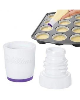 Adapter do dozowania ciasta Wilton