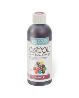 Profesjonalny barwnik do czekolady FIOLETOWY 75 g SK Cocol