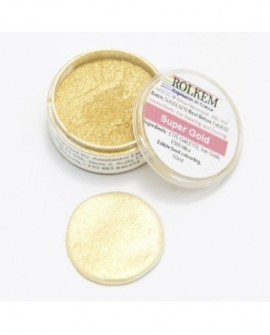 Barwnik pyłkowy Rolkem SUPER Gold 10 ml
