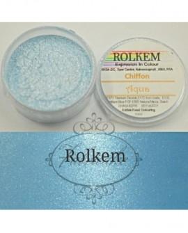 Barwnik pyłkowy Rolkem Chiffon AQUA 10 ml
