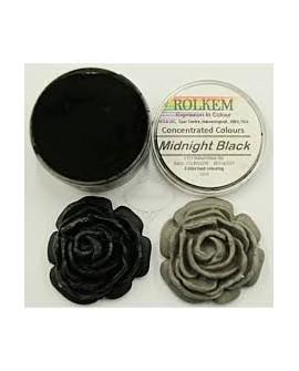 Barwnik pyłkowy Rolkem CONCENT Midnight Black 10 ml