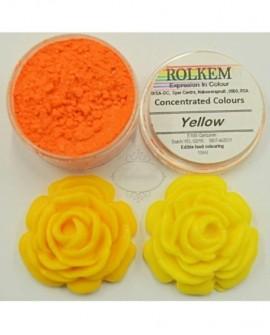 Barwnik pyłkowy Rolkem CONCENT Yellow 10 ml