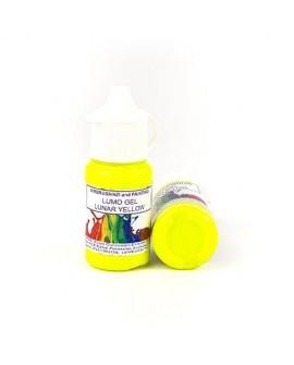 Barwnik w żelu Rolkem LUMO Lunar Yellow 15 ml