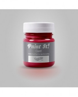 Farbka matowa BORDOWA Claret Rainbow Dust Paint It