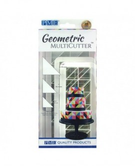 Wykrawaczka PME Geometryczna TRÓJKĄTY RÓWNORAMIENNE