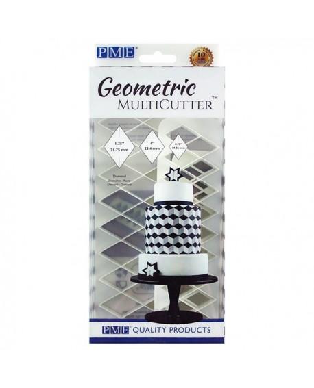 Wykrawaczka PME Geometryczna DIAMENTY