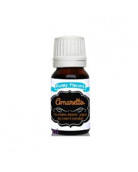 Aromat FF AMARETTO 10 ml bez cukru bez tłuszczu