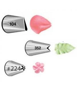 Zestaw tylek do kwiatów 104, 352, 224
