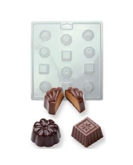 Forma na czekoladki PME PRALINKI