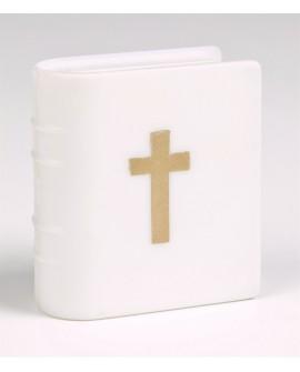 Dekoracja plastikowa BIBLIA Komunia