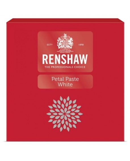Masa do kwiatów Gum Petal Paste Renshaw 300g
