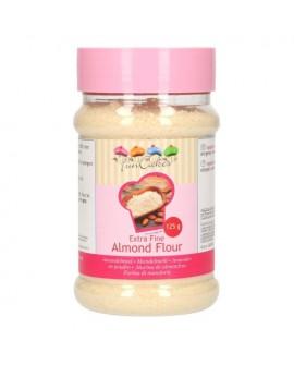 Mąka migdałowa Drobno zmielona 125g Fun Cakes