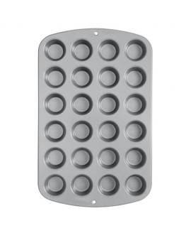 Forma do pieczenia na 24 mini muffiny/ mini babeczki Wilton RR