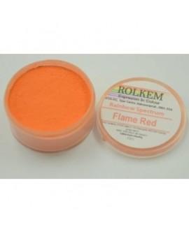 Barwnik pyłkowy Rolkem RAINBOW Flame Red 10 ml