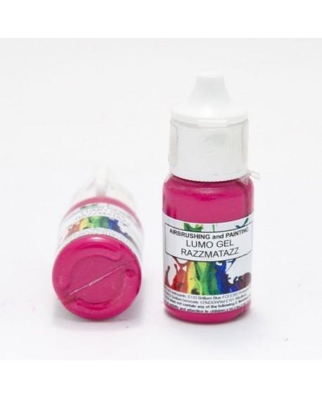 Barwnik w żelu Rolkem LUMO Razzmatazz 15 ml