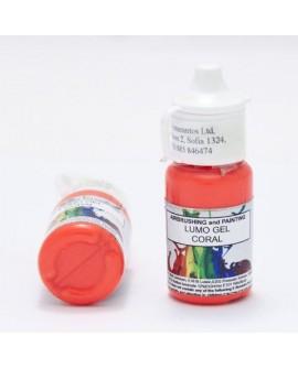 Barwnik w żelu Rolkem LUMO Coral 15 ml