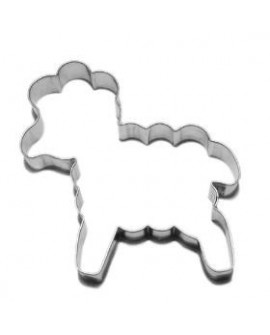 Foremka OWIECZKA 10 cm Wykrawaczka Owca