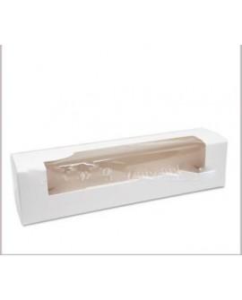 Pudełko kartonik na makaroniki ŚREDNIE na 10-12 szt. Zestaw 10 szt